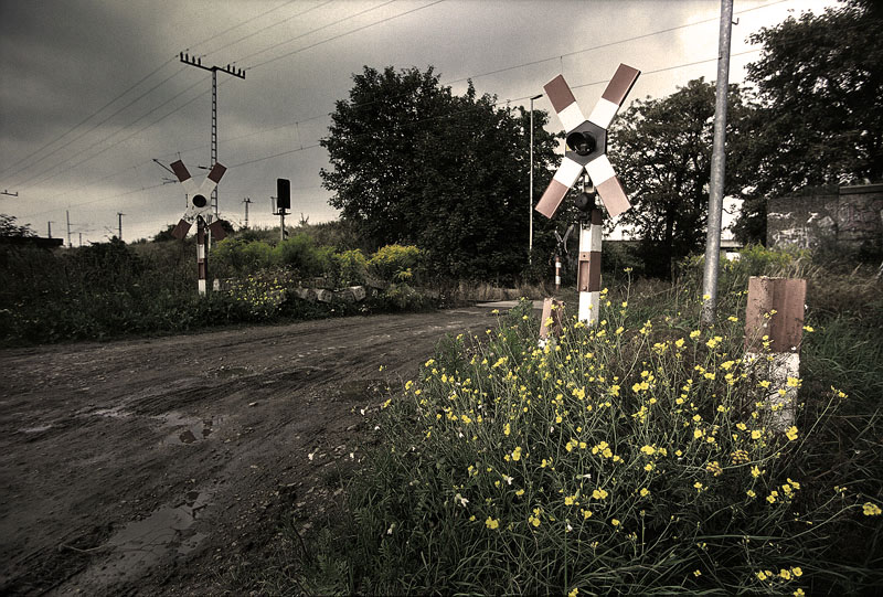 An der Bahn