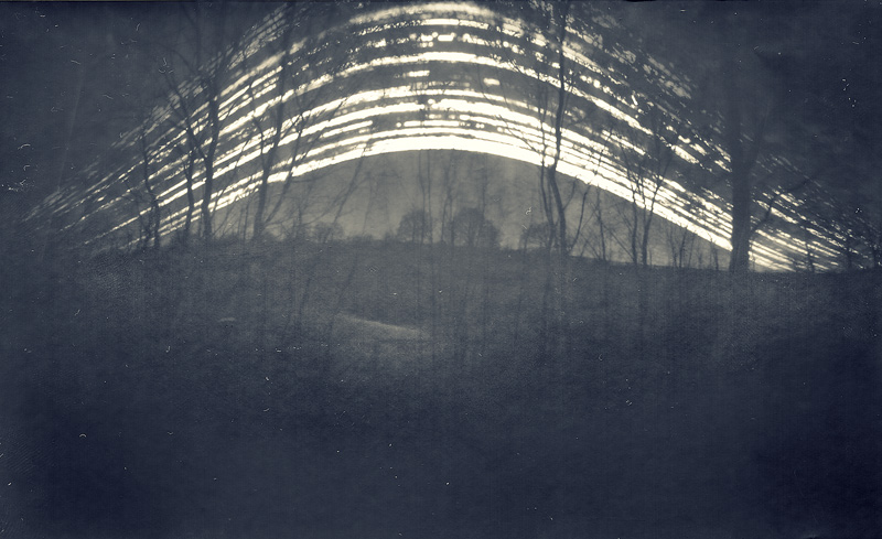 solargraphy pinhole autumn sun seeben