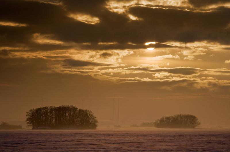 schachtberge sun sunset snow back_light feldauge dößel