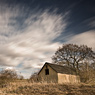 hut seeben long exposure feldauge clouds spring