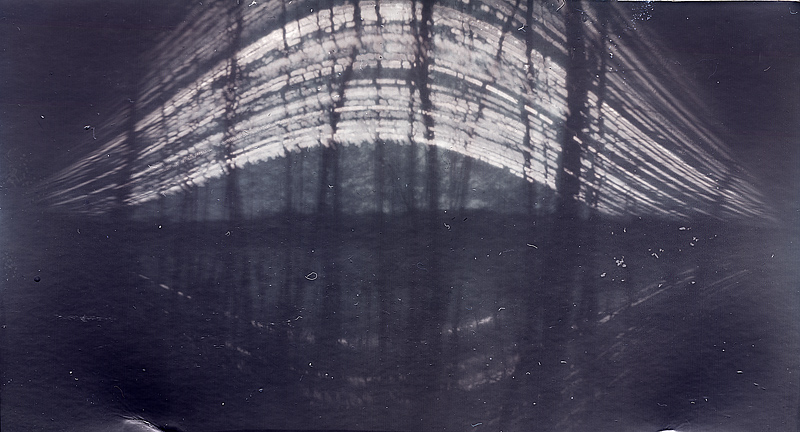 solargraph lake trees feldauge pinhole