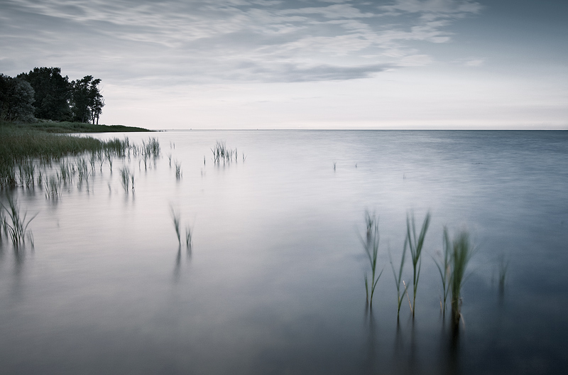 baltic sea long_exposure feldauge