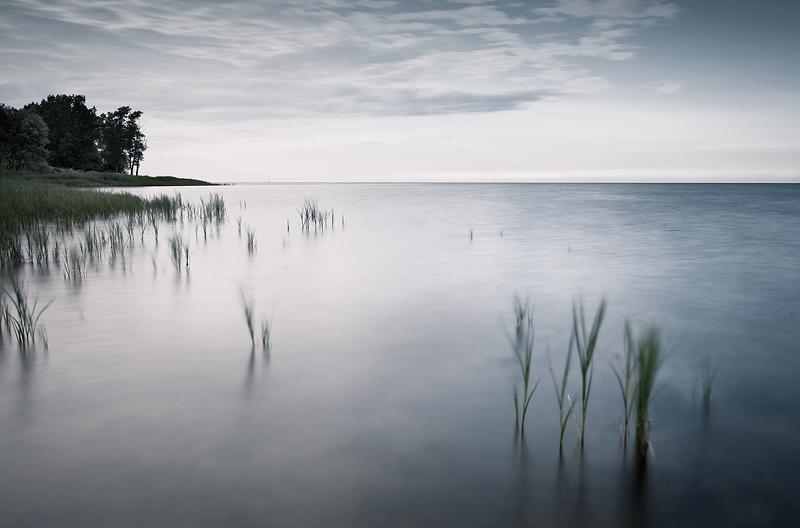 baltic sea long_exposure feldauge