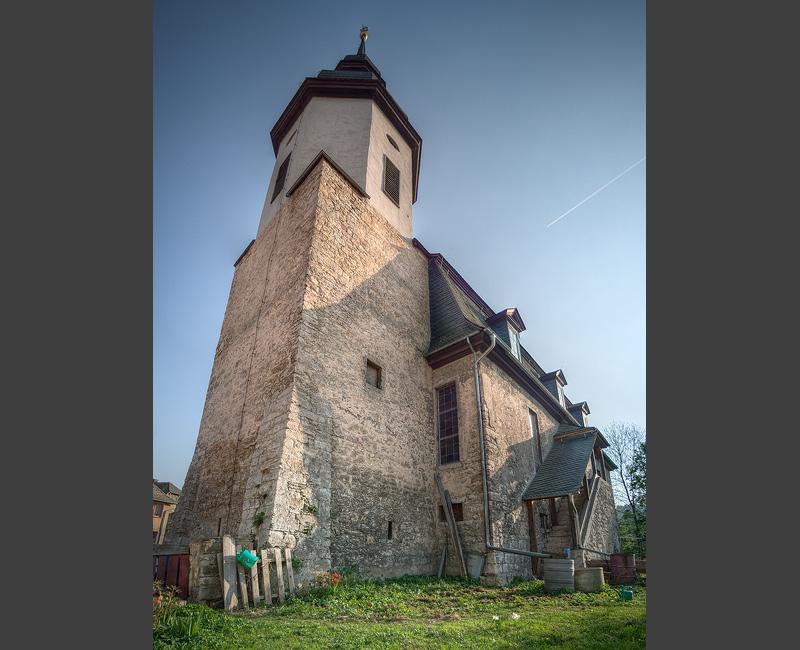church dorndorf perspective frog feldauge