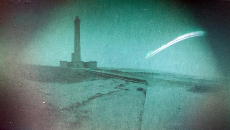 le_phare leuchttum feldauge cotentin normandy solargraphy