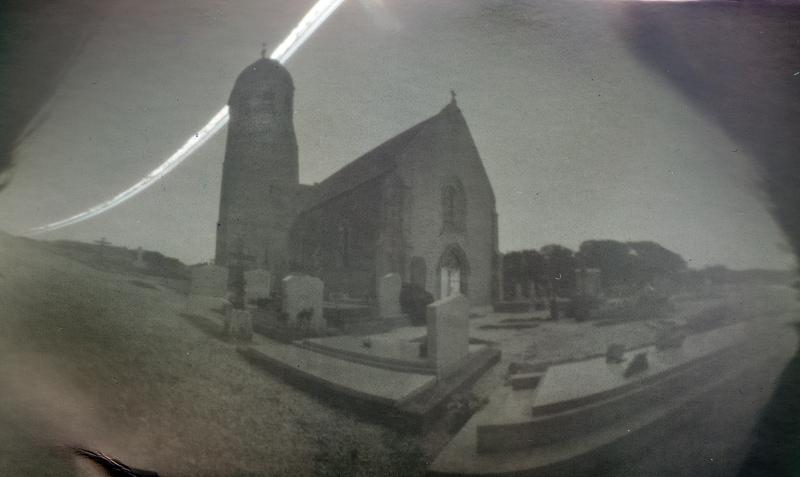 church normandy feldauge solargraphy