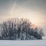 schachtberg schnee frost snow feldauge
