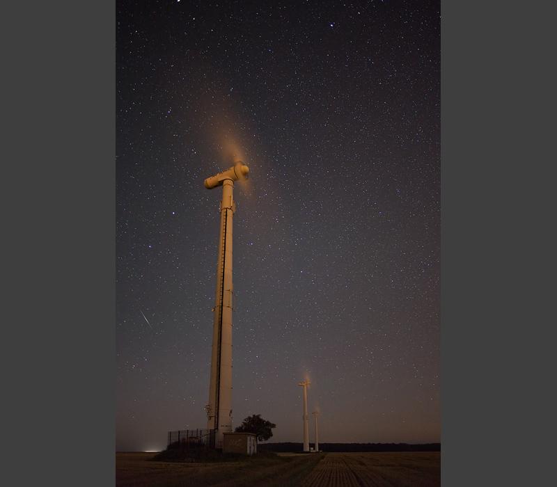 stars wind long_exposure baltic_sea