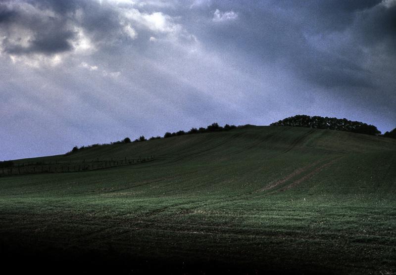 Die Felder die die Welt bedeuten